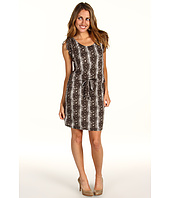 MICHAEL Michael Kors - Small Boho Python Tie Shoulder Dress