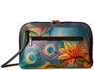Anuschka Handbags - 349 (Peacock Lily)