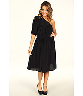 Tucker - Asymmetric Sleeve Dress