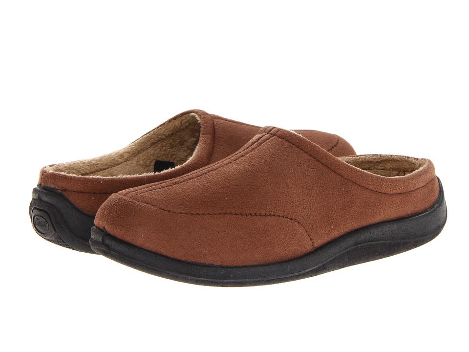 Foamtreads - Gold (Brown) Mens Slippers