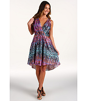 Cynthia Rowley - Printed Silk Dancing Dress