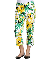 Jones New York - Petite Capri Slim Leg Pant