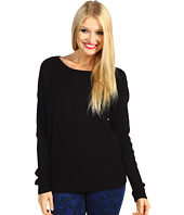 Michael Stars - Cashmere Blend Drop Shoulder Pullover