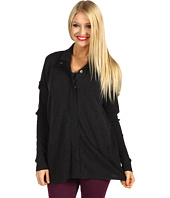 Michael Stars - Cashmere Blend Drop Shoulder Poncho