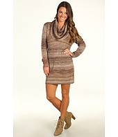 Michael Stars - Ombre Marl Cowl Sweater Dress