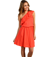 Michael Stars - One Shoulder Ruffle Dress