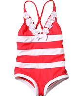 Seafolly Kids - Yacht Club Retro Halter Tank (Infant/Toddler/Little Kids)