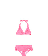 Seafolly Kids - Holiday Crush 70's Halter Bikini (Little Kids/Big Kids)