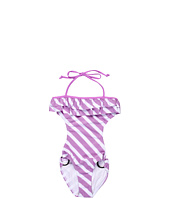 Seafolly Kids - Holiday Crush Frill Cut Out (Little Kids/Big Kids)