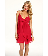 BCBGeneration - Flounce Slip Dress