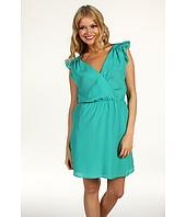 BCBGeneration - Ruffle Surplice Dress