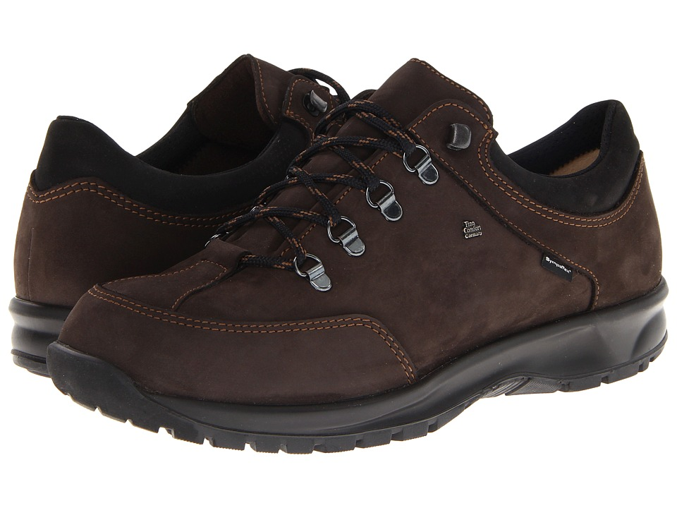Finn Comfort Murnau 3813 (Schiefer Neptune/Black Buggy) Lace up casual Shoes