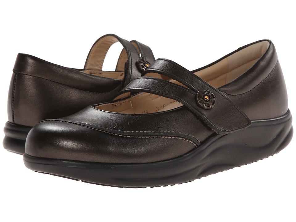 Finn Comfort Sacramento 2924 Cigar Luxory Womens Maryjane Shoes