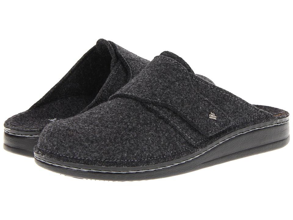 Finn Comfort - Tirol - 6500 (Anthrazit Wollfilz) Clog Shoes