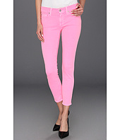 7 For All Mankind - The Crop Skinny Neon