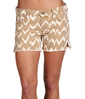7 For All Mankind - Carlie Cut-Off Short Ikat