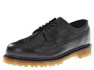 Dr. Martens - 3989 (Black Polished Wyoming) - Footwear