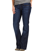 7 For All Mankind - Bootcut Short Inseam in Nouveau New York Dark