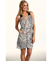 BCBGeneration - Print Crisscross Strap Dress