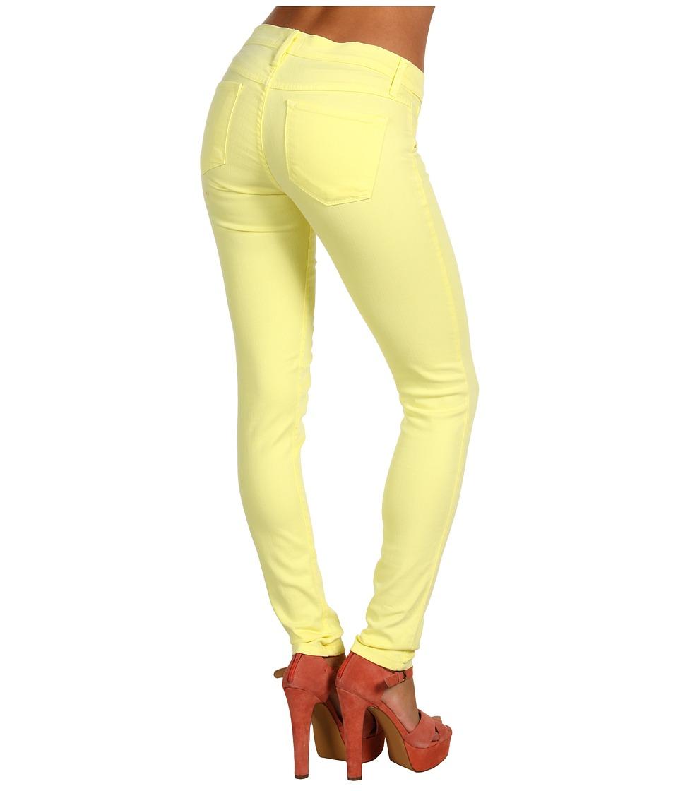Gabriella Rocha - Kamilia Skinny Jean in Lemon (Lemon) Women's Jeans