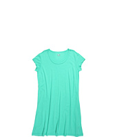 Three Little Dots Kids - Cap Sleeve Scoop Neck Dress (Big Kids)