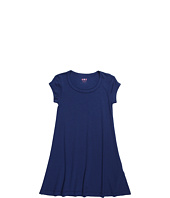 Three Little Dots Kids - Cap Sleeve Scoop Neck Dress (Little Kids)