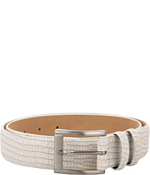 Torino Leather Co. - Iguana Embossed Calf Belt
