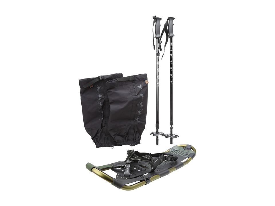 Tubbs Xplore Men Kit 25 Green/Black Outdoor Sports Equipment