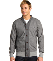 Fred Perry - Shawl Collar Button Through Sweat Cardigan