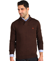 Fred Perry - Shawl Neck Sweater