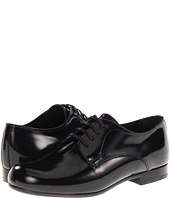 Dolce & Gabbana - Shiny Leather Oxford (Toddler/Youth)