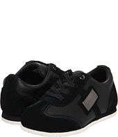 Dolce & Gabbana - Suede+Leather+Perf. Laced City Sport (Toddler/Youth)