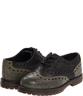 Dolce & Gabbana - Aged Suede Wingtip (Toddler/Youth)