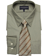 Giorgio Brutini - L/S Dress Shirt with Tie - 201RXC