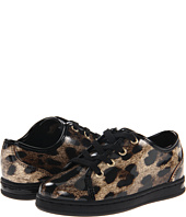 Dolce & Gabbana - Patent Leo Laced City Sport (Toddler/Youth)