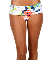 Tommy Bahama - Beach Blossoms Convertible Hipster w/ Wide Band