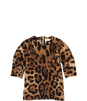 Dolce & Gabbana - Ocelot Tricot Dress (Infant)
