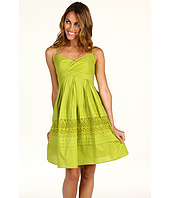 Jessica Simpson - Wrap Bodice Sundress w/ Crochet Lace
