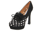 Naughty Monkey - Lady Jam (Black/White) - Footwear