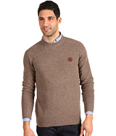 Fred Perry - Tweed Crew Neck Sweater
