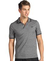 Fred Perry - Slim Fit Twisted Marl Twin Tipped Polo