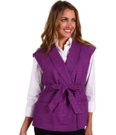 Jones New York - Missy Wrap Jacket Vest