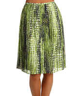 Jones New York - Shelter Island Pleated Mid Length Skirt