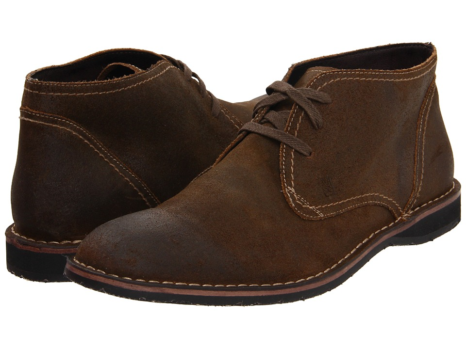 John Varvatos Hipster Chukka Dark Ghurka Mens Lace up Boots