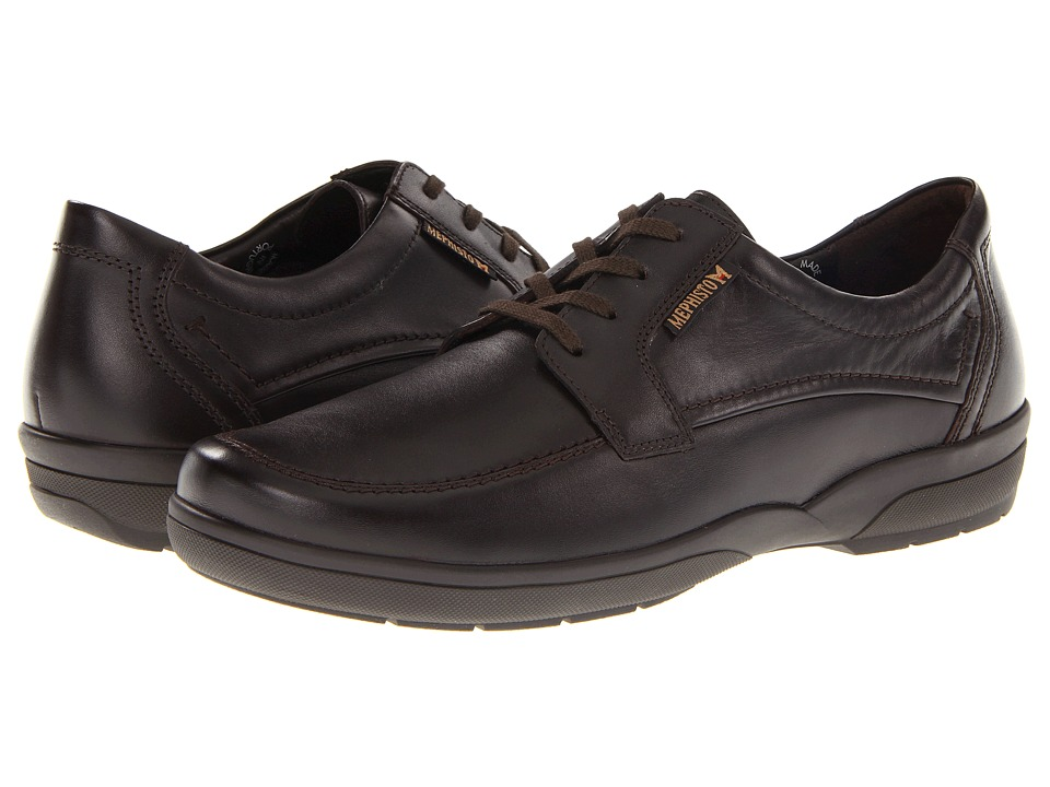 Mephisto Agazio (Dark Brown Charles) Men
