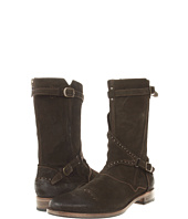 John Varvatos - Studded Buckle Boot