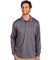 adidas Golf - Climalite® Warm Long Sleeve Textured Polo