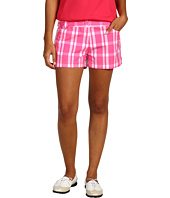adidas Golf - Fashion Performance Plaid Short
