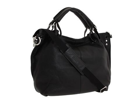 ECCO - Natal Sac Bag (Black) - Bags and Luggage