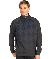 Ashworth - French Terry Argyle Pullover
